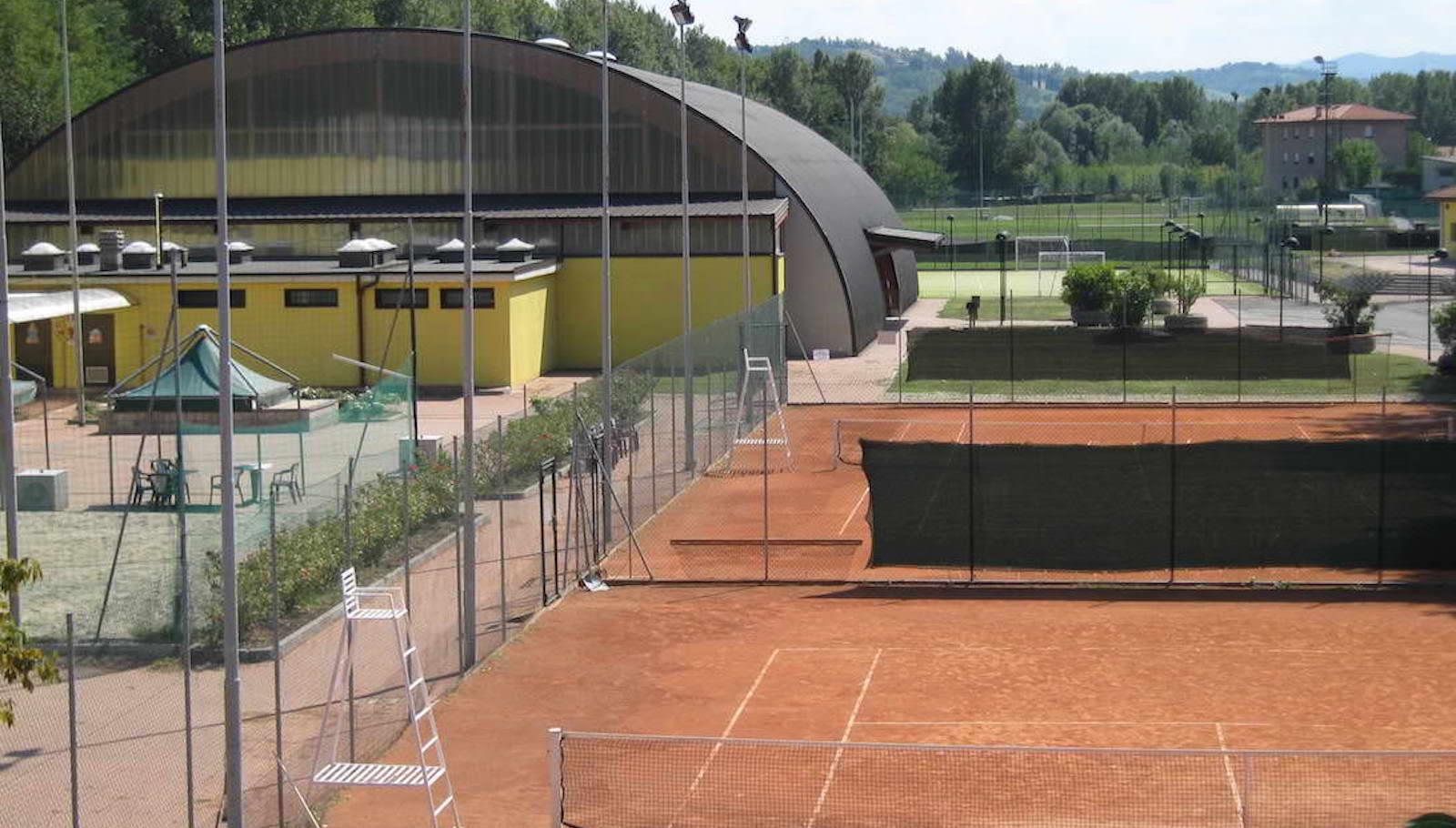 campi tennis bazzano